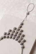 Guiding Spirit Silver Harness Bracelet 3