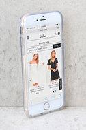 Zero Gravity Riviera Black Embroidered iPhone 7 Case 2