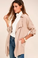 Lucky Break Blush Oversized Jacket 10