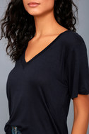 Tee for You Navy Blue Tee 4