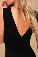 Ready For It Black Sleeveless Wide-Leg Jumpsuit 4