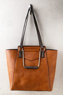 Standard of Excellence Brown Tote 5