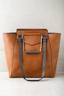 Standard of Excellence Brown Tote 3