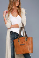 Standard of Excellence Brown Tote 4