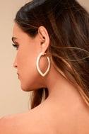 Empress Gold Earrings 3
