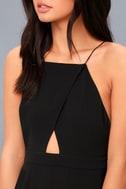 Sloan Black Backless Maxi Dress 5