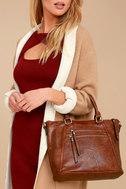Each and Every Moment Brown Handbag 3