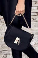 Sincerely Stylish Black Purse 4