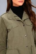 Style Sergeant Olive Green Jacket 5