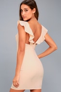 Good Life Blush Bodycon Dress 6
