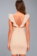Good Life Blush Bodycon Dress 7