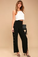 Move Maker Black Pearl Trouser Pants 1
