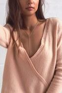 Sleek Inspirations Gold Layered Necklace 5
