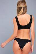 Fernandina Black Bikini Top 5