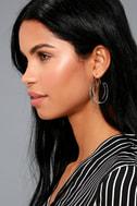 Cora Silver Earrings 1