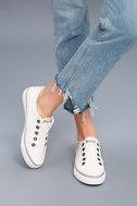 Lulus Play Linen Slip-On Sneakers - Lulus Fbme0y