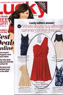 Scarlet Seduction One Shoulder Red Dress