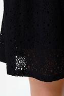 BB Dakota by Jack Colina Strapless Black Dress