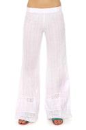 Billabong Cosima Pull-On White Pants