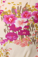Darling Valerie Floral Print Romper