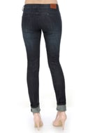 All Hours Dark Wash Skinny Jeans