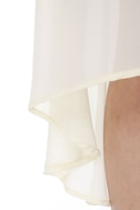 Lucca Couture Haven Cream Dress