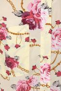 Rosie the Ravishing Floral Print Top