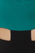 Center of Attention Color Block Dress