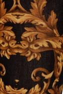 Going for Baroque Black Print Leggings