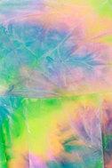 SYM Rainbow Velvet Dress