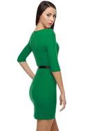 Pine Tree Kelly Green Dress