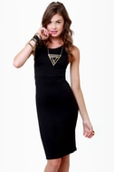 Wear-withal Black Dress