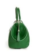 Roomy Mate Oversized Green Handbag