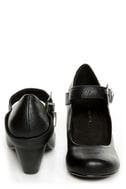 C Label Chuck 2 Black Mary Jane Goes West Heels