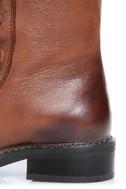 Luichiny True Fit Cognac Brown Leather Belts Galore OTK Boots