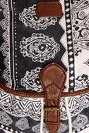 Billabong Drift Away Paisley Print Backpack