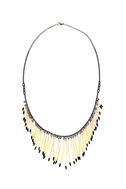 Fringe Philosophy Ivory Beaded Necklace