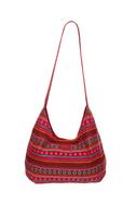 O'Neill Sancho Woven Red Hobo Bag