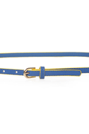 Brighten Up Yellow and Blue Belt