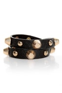 Stud-titles Studded Wrap Bracelet