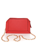 Strut-cture Your Stuff Red Clutch