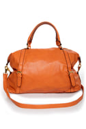 Tribeca Triumph Orange Handbag