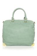 What's Up, Doc? Mint Green Handbag