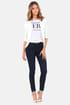 Volcom Sound Check High-Waisted Dark Blue Skinny Jeans at Lulus.com!