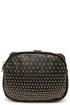Studly Do Right Black Studded Purse at Lulus.com!