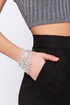 Loose Chain-ge Silver Chain Bracelet at Lulus.com!