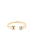 Star Sister Gold Rhinestone Ring at Lulus.com!