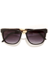 Expectations Black Sunglasses