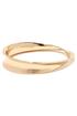 Ellipse of the Heart Gold Bracelet at Lulus.com!