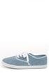 Bamboo Buddy 01 Light Blue Denim Sneakers at Lulus.com!